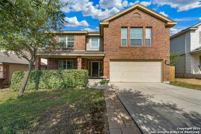 Wildhorse Single Family Home New: 10115 Oak Saddle