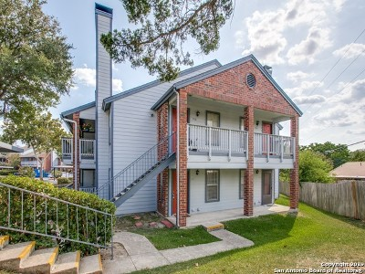 San Antonio Condo/Townhouse New: 14343 Judson Rd #701