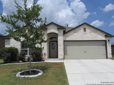 New Braunfels Single Family Home New: 2585 Lonesome Creek Trl