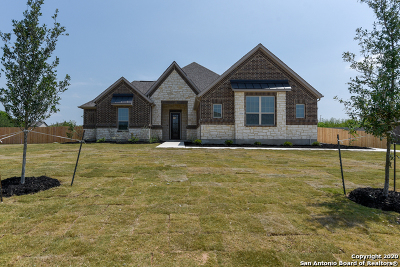 Schertz Single Family Home New: 13214 Hunters Trace
