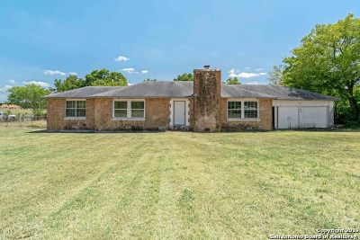 San Antonio Single Family Home New: 4754 Callaghan Rd