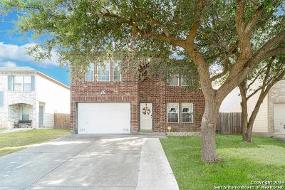 San Antonio Single Family Home New: 11043 Stagwood Pass