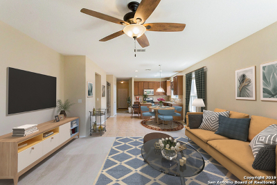 San Antonio Single Family Home New: 12511 Old Glory Ave