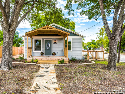 New Braunfels Single Family Home New: 2508 Second St
