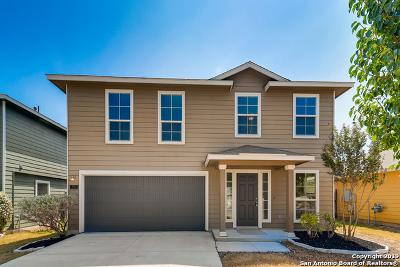 San Antonio Single Family Home New: 393 Perch Horizon