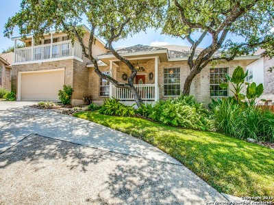 San Antonio Single Family Home New: 9015 Parkland Dr