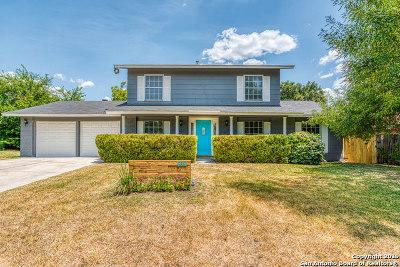 San Antonio Single Family Home New: 8310 New World