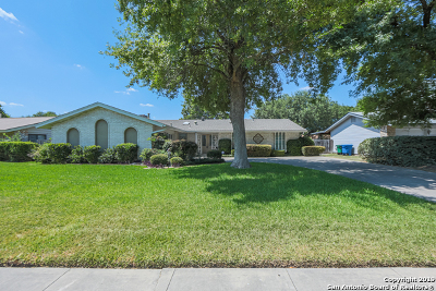San Antonio Single Family Home New: 5219 Prince Valiant