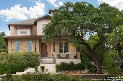 San Antonio Single Family Home New: 3111 Apache Plume