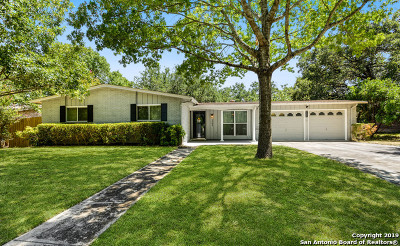 Universal City Single Family Home Active Option: 122 Sage Dr