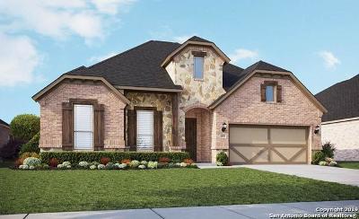 San Antonio Single Family Home Price Change: 13806 Kotili