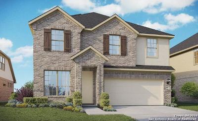 San Antonio Single Family Home New: 13723 Isaris
