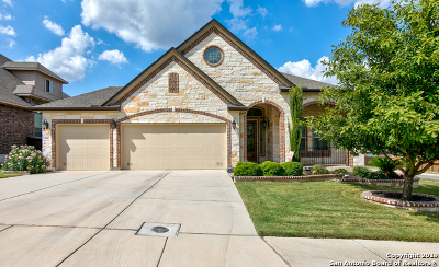 Cibolo Single Family Home New: 808 Rye Moon Cove