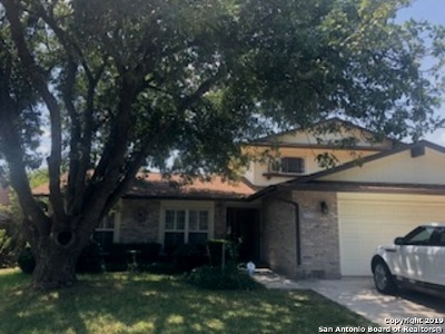 San Antonio Single Family Home New: 9531 Millers Ridge