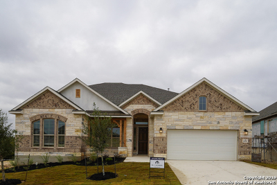San Antonio Single Family Home New: 12327 Upton Park