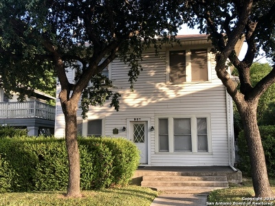 San Antonio Multi Family Home New: 907 E Euclid Ave