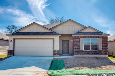 San Antonio Single Family Home New: 5522 Pearl Valley
