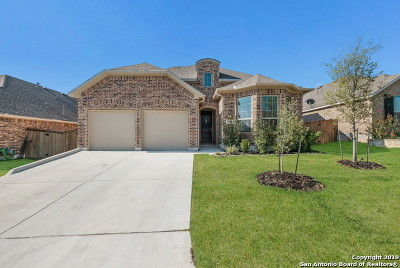 Boerne Single Family Home New: 9762 Monken