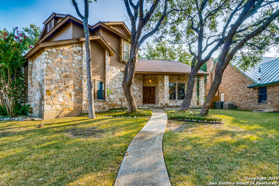 San Antonio Single Family Home New: 1319 Vista Del Monte