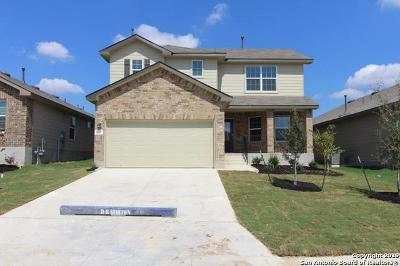 Bexar County Single Family Home New: 827 Red Crossbill