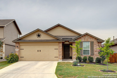 Valley Ranch - Bexar County Single Family Home New: 14047 Cremello Falls