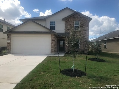 Bexar County Single Family Home New: 9423 Moon Shine