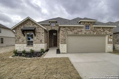 Bulverde, Spring Branch, Canyon Lake Single Family Home Price Change: 3235 Blenheim Park