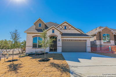 Bulverde, Spring Branch, Canyon Lake Single Family Home Price Change: 3282 Blenheim Park
