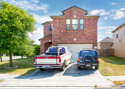 Schertz Single Family Home New: 5701 Ping Way