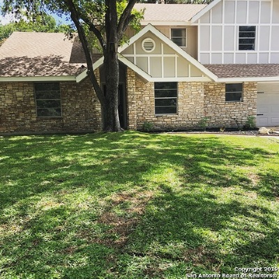 San Antonio Single Family Home New: 10210 Asteroid
