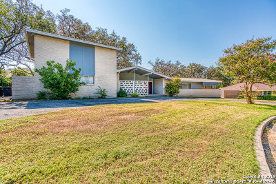 San Antonio Single Family Home New: 10414 Monte Sereno