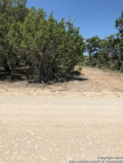 Bandera Residential Lots & Land New: Lt 18 And 19 Frontier