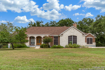 New Braunfels Single Family Home New: 449 Winding View