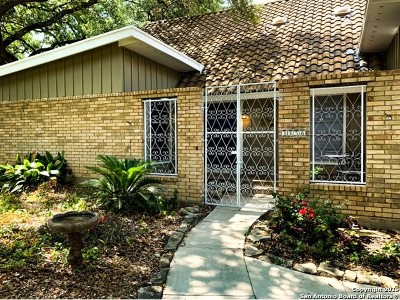 San Antonio Single Family Home New: 3558 Red Oak Ln