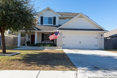 Cibolo, Schertz, New Braunfels Single Family Home New: 550 Roadrunner Ave