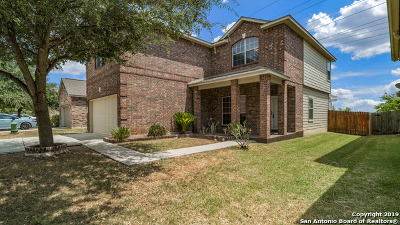 Cibolo, Schertz, New Braunfels Single Family Home New: 105 Clapboard Run