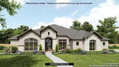 New Braunfels Single Family Home New: 1991 Tempranillo