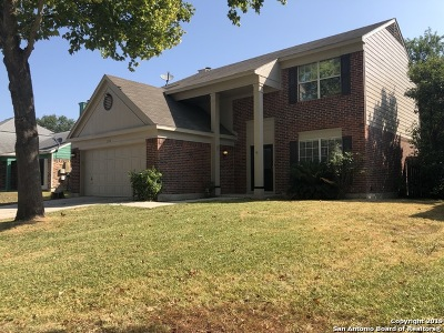 Cibolo Single Family Home Active Option: 329 Burkwood Ln