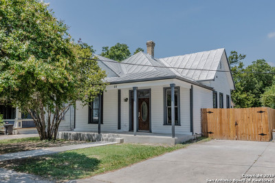 San Antonio Single Family Home New: 215 Claudia St