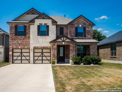 San Antonio Single Family Home New: 7931 Stalemate Cove