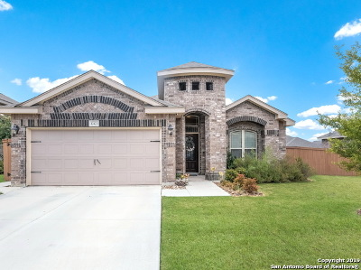 San Antonio Single Family Home New: 12423 Maverick Ranch