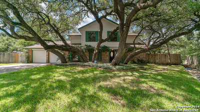 Bexar County Single Family Home New: 15200 Eaglebrook St