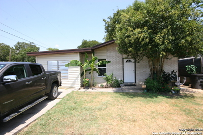 San Antonio Single Family Home New: 103 Arrid Rd