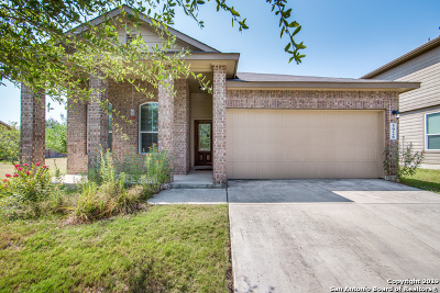 San Antonio Single Family Home New: 5926 Pearl Pass