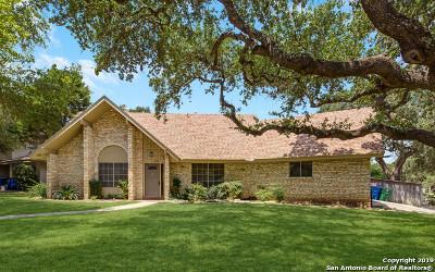 San Antonio Single Family Home New: 11647 Lida Rose Dr