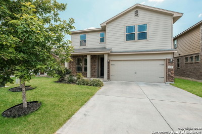 San Antonio Single Family Home New: 8410 Meri Leap