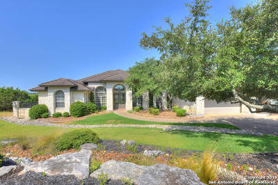 Boerne Single Family Home New: 302 Paradise Point Dr