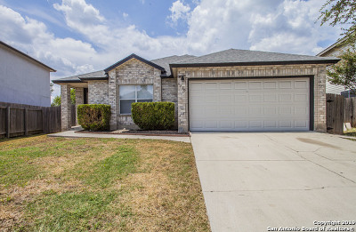 San Antonio Single Family Home New: 5270 Colton Creek