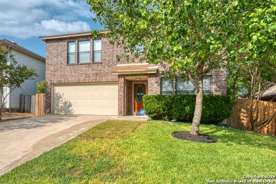 San Antonio Single Family Home New: 10438 Fork Creek