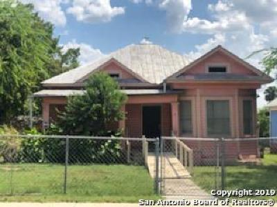 San Antonio Single Family Home New: 238 Cooper St